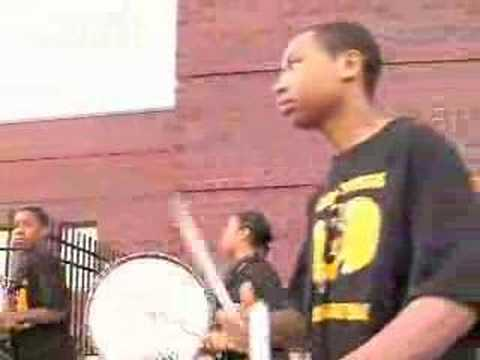 Highland Springs Drumline