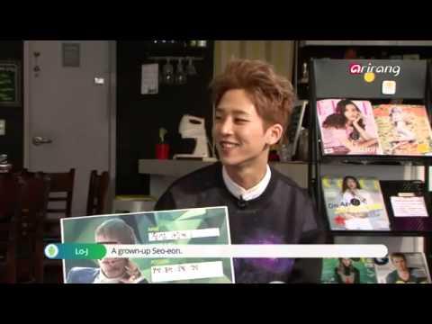 [Rookie Show: A.cian] Jung-sang (Seo Seung-hyeon)