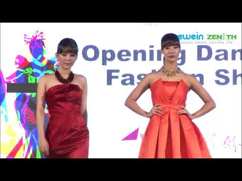 Asean Tourism and Fashion Fair 2014