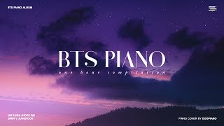 The Best of BTS | 1 Hour Piano Collection thumbnail