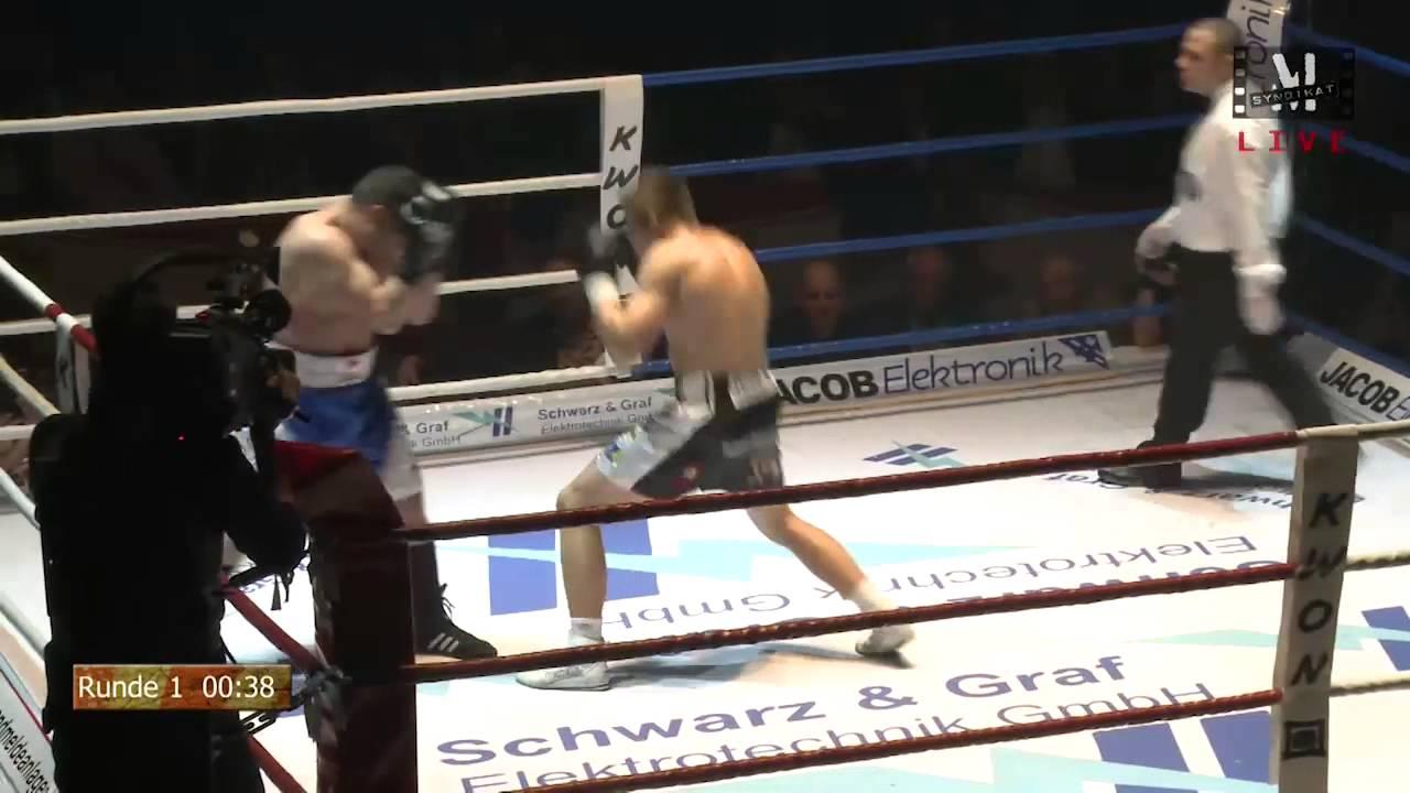 Vincent Feigenbutz vs Ionut Trandafir