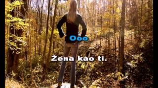 Željko Vasić - Žena kao ti Karaoke.Lajk.In.Rs