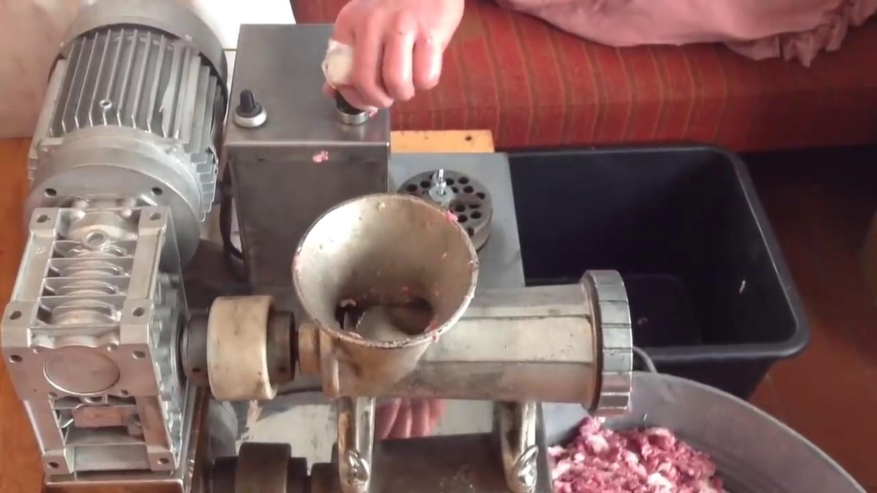 W superbly Maszynka Alfa32 z falownikiem - YouTube KL46