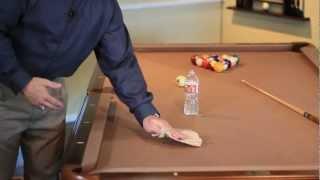 Legacy Billiards Buyer's Guide: Billiard Cloth Options