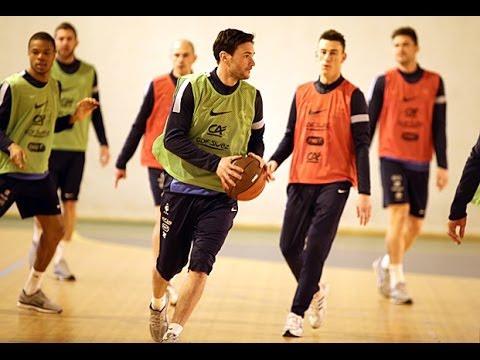 Les Bleus...basketteurs
