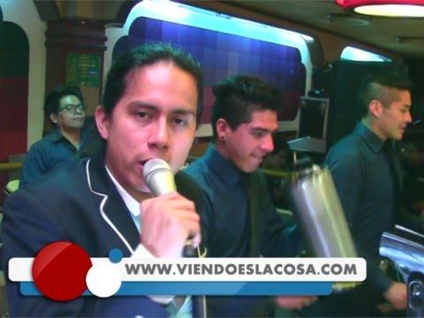 VIDEO: CÓDIGO FHER - Llegará Ese Amor - En Vivo - WWW.VIENDOESLACOSA.COM - Cumbia 2015