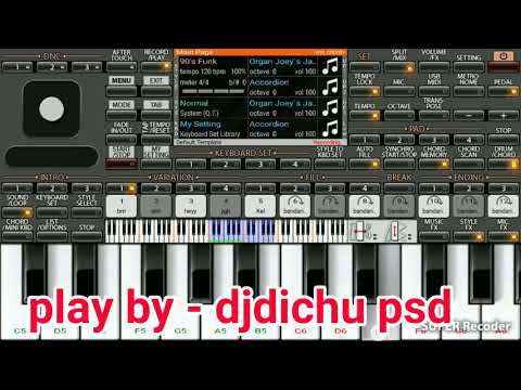 అత్తా వారింటికీ పోతున్న వమ్మ లచువమ్మా Telugu Dj Song Cover Piano Cover Song