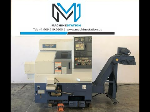 1985 Cincinnati Milacron 100 Series Powermatic Duplex Production Mill from YouTube · Duration:  4 minutes 30 seconds