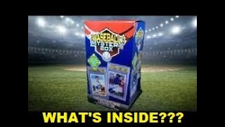 Another Baseball Mystery Box Break!!!