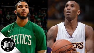 'I want more Kobe' - Marc J. Spears wants Jayson Tatum to be more aggressive | The Jump