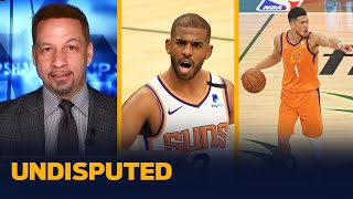 CP3 will lead the Suns to GM 5 win - Broussard   NBA   UNDISPUTED