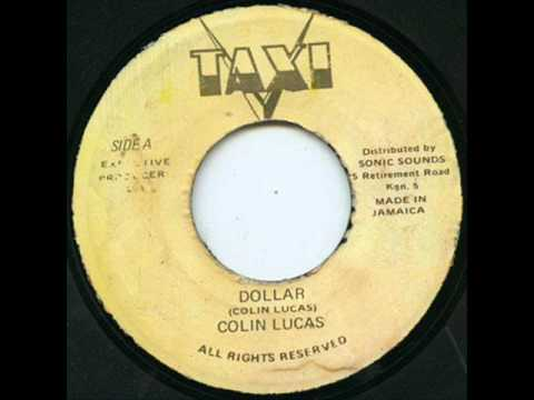 Collin Lucas - Dollar Wine (1991) CLASSIC
