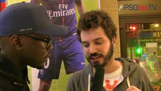Naples vs PSG 1-1   Silva Ou Capitaine Tracas... (Basto)