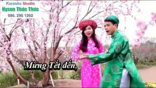 Ngày Xuân Long Phụng Sum Vầy (không bè) [Karaoke HD] by Hyson