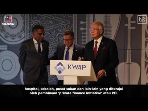 Majlis Sambutan 10 Tahun Kumpulan Wang Persaraan KWAP & Perasmian Pejabat KWAP  Menara Integra, Jala