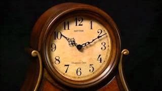 Wsm Tuscany Mantel Clock / Rhythm Crj729ur06