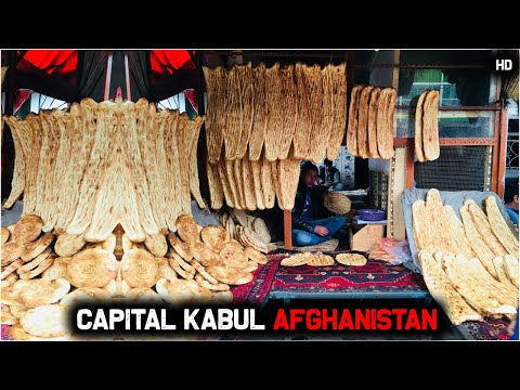 Capital Kabul Afghanistan | Walking around the Lahori Chowk Kabul city | 2020