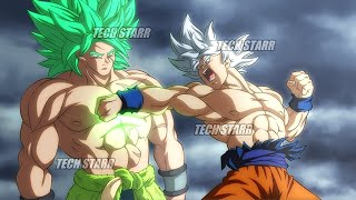 Legendary Saiyan God Broly SURPASSES Ultra Instinct AFTER Dragon Ball Super