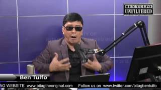 "BEN TULFO TO TRILLANES: ""Umepal ka na naman, asong ulol!"""