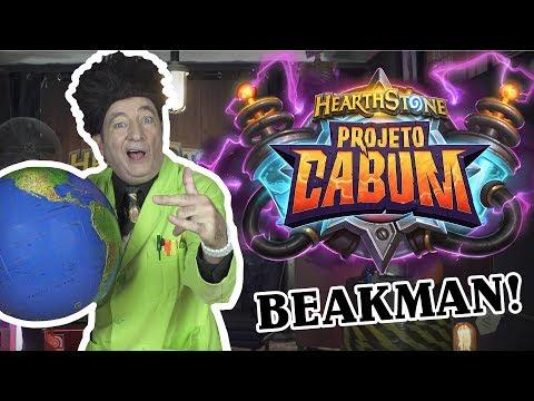 Beakman está de volta em série especial da Blizzard no Youtube