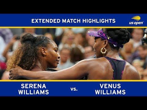 Extended Highlight: Serena Williams Vs. Venus Williams | 2018 US Open, R3