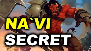 NAVI vs SECRET - GAME OF THE DAY! - DAC 2017 DOTA 2