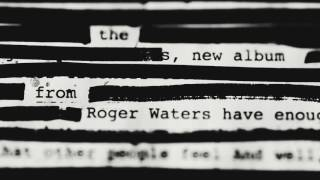 Roger Waters new album -