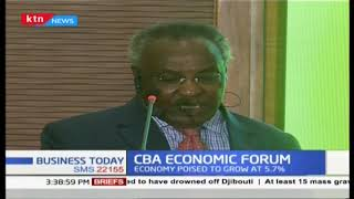 CBA reports that Kenyan economy to grow exponentially