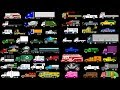 Trucks Collection - Street & Emergency Vehicles - The Kids' Picture Show (Learning Video)