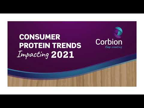 Top Consumer Protein Trends of 2021