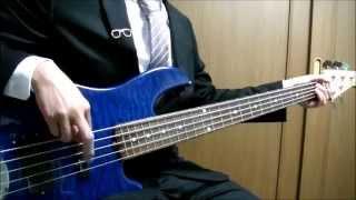 TOKIO KIBOU (Bass cover) ベース弾いてみた