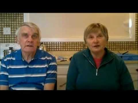 Testimonial for Peggy Stewart  real estate list & sell  by Bob & Judith Gill Hamilton, New Zealand