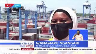 Wanawake Ngangari, Wamudu Mashine Mazito Pwani Bila Woga