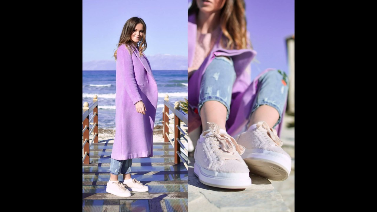 03fa3ab08213 Outfits to Wear With Sneakers in 2018   Fashion Trends Lookbook ...
