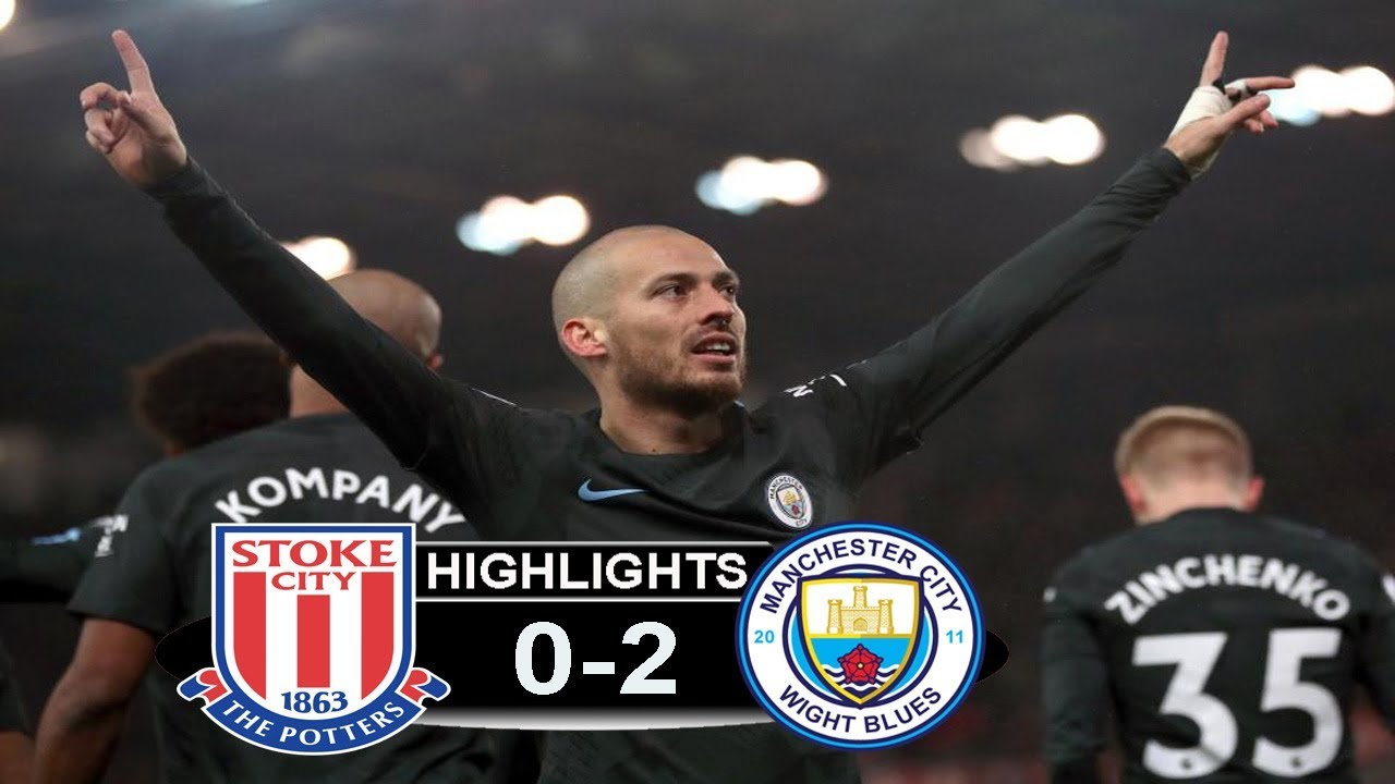 Download Stoke City vs Manchester City 0-2 All Goals & Highlights 12-03-2018 HD
