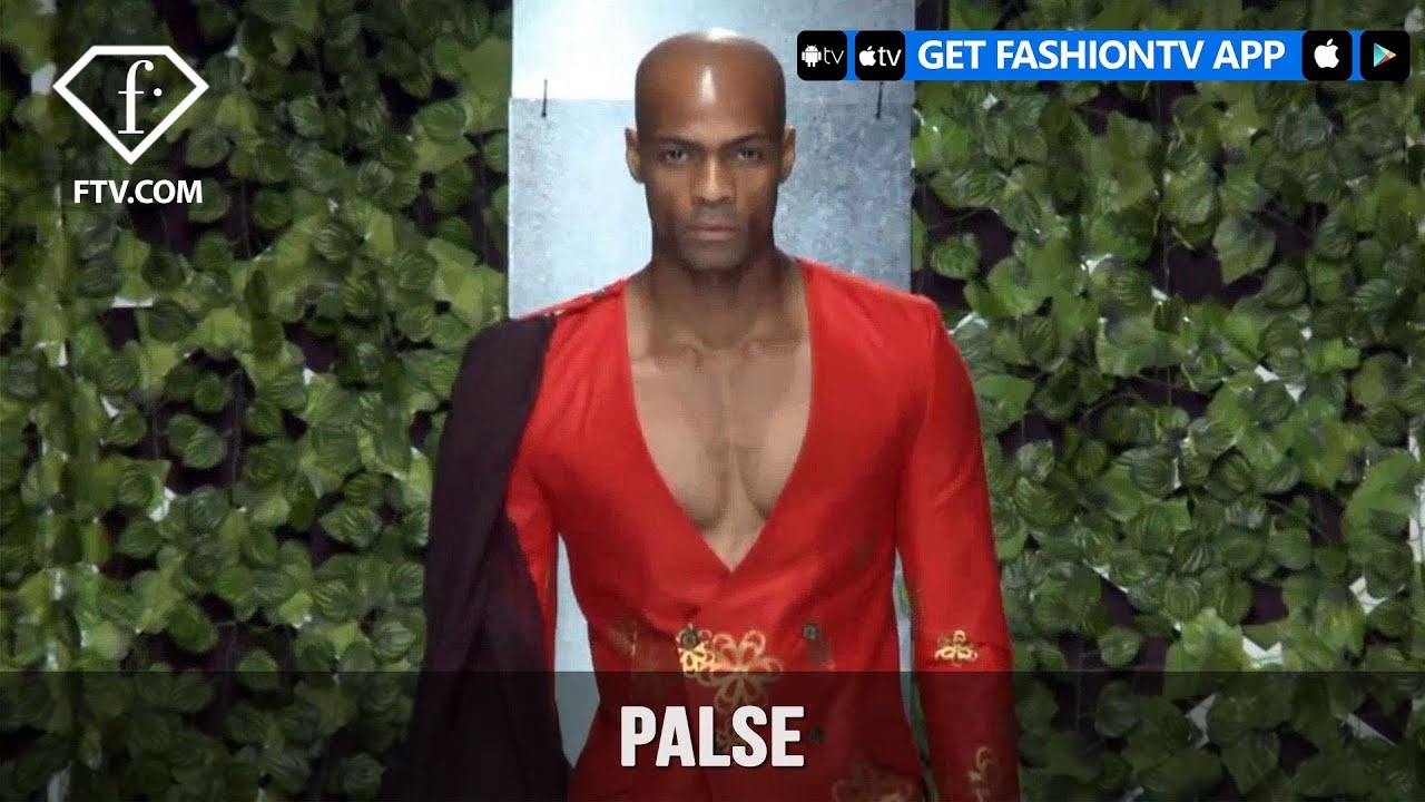 South Africa Fashion Week Fall Winter 2018 Palse Fashiontv Youtube