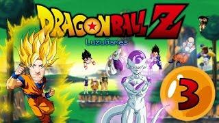 GOKU EN EL INFIERNO? - DragonBall Z #3 - [LuzuGames]