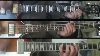 Tutoriales Beatles - I'll Get You - Guitarras y Bajo