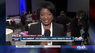 Senator Joe Donnelly loses to challenger Mike Braun