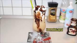 buzlu kahve frappuccino