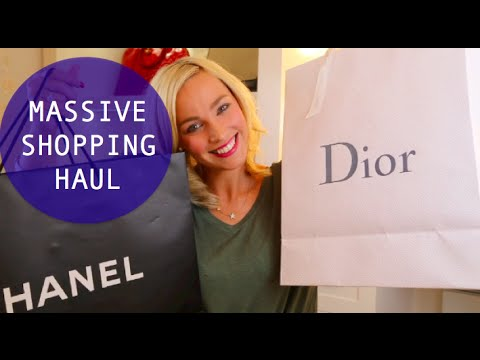 Massive Designer Shopping Haul