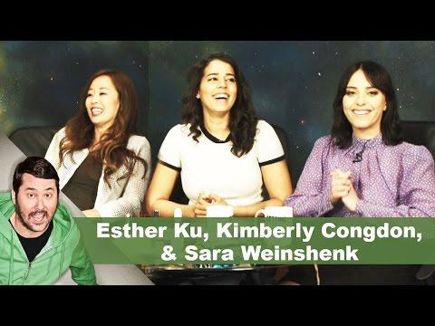 Esther Ku, Kimberly Congdon, & Sara Weinshenk | Getting Doug with High