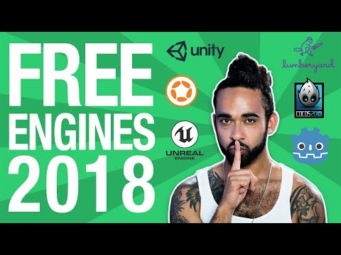 Best Free Game Engines in 2018