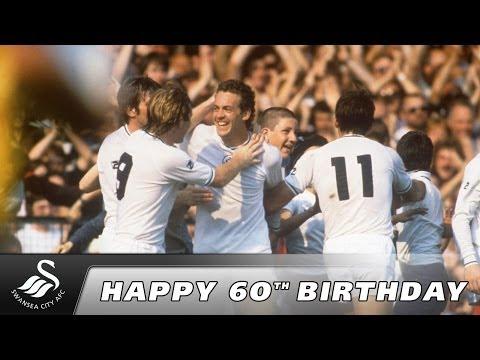 Swans TV - Happy 60th Birthday - Alan Curtis!