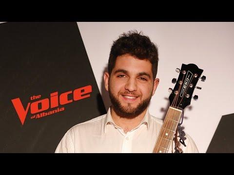 Klip prezantimi Giulio Perrone - Audicionet e Fshehura, The Voice of Albania 6