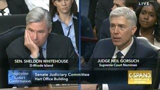 SCOTUS Nominee Neil Gorsuch Confirmation Day 3 (part 1)
