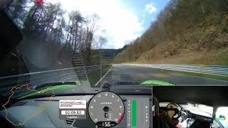 Tiempo Porsche 911 GT3 RS 2018 en Nüburgring thumbnail