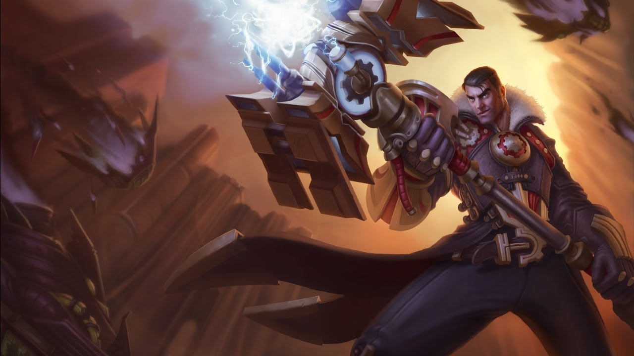 TOP 10: Best Visually Designed Champions in League of Legends (Part I) 2