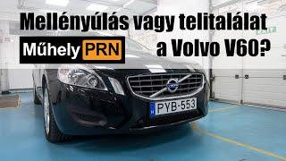 MűhelyPRN 11.: Mellényúlás vagy telitalálat a Volvo V60?