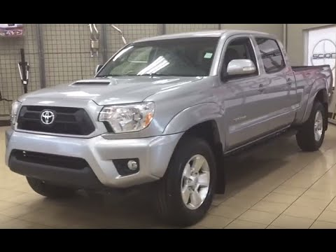 2015 Toyota Tacoma Trd Sport Premium Review Youtube